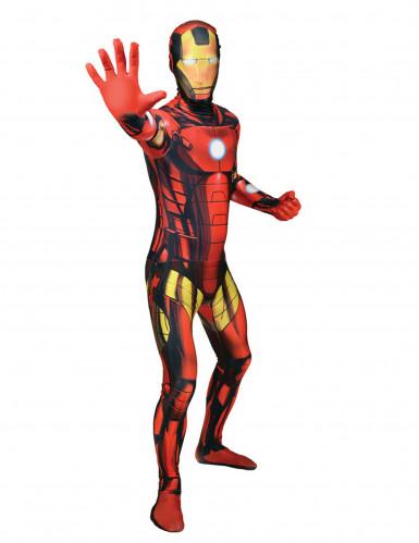 Klassiek Iron Man Morphsuits™ kostuum voor volwassenen