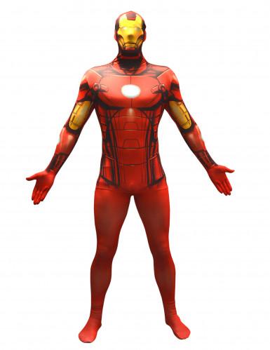 Morphsuits™ Iron Man kostuum voor volwassenen