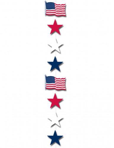 USA plafond decoratie