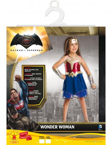 Wonder Woman™ - Dawn of Justice kostuum voor meisjes -1
