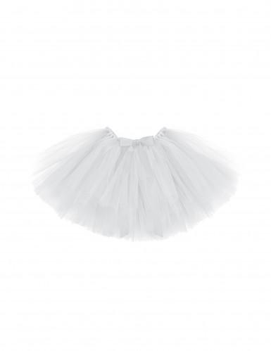 Witte tutu voor meisjes