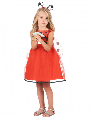 Lieveheersbeestje outfit voor meisjes-1
