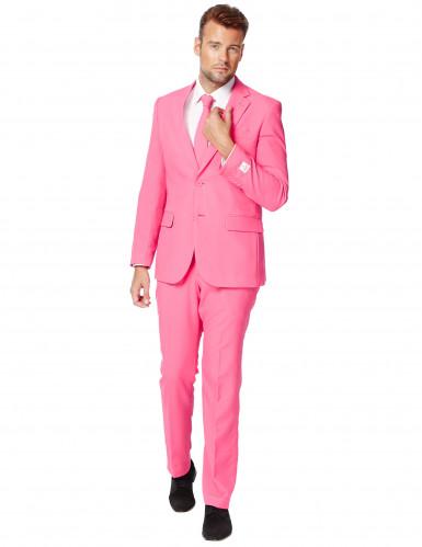 Mr. Pink Opposuits™ kostuum voor heren-3