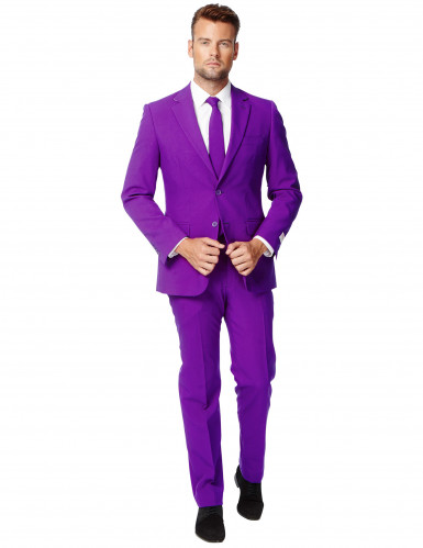Mr. Purple Opposuits™ kostuum voor heren -1