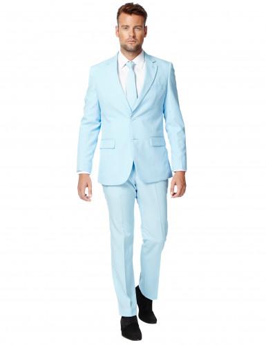 Mr. Lichtblauw Opposuits™ kostuum voor mannen