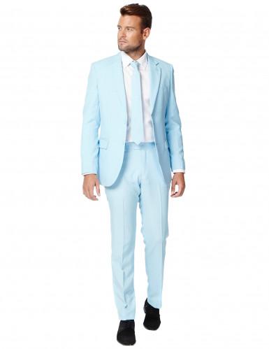 Mr. Lichtblauw Opposuits™ kostuum voor mannen-1