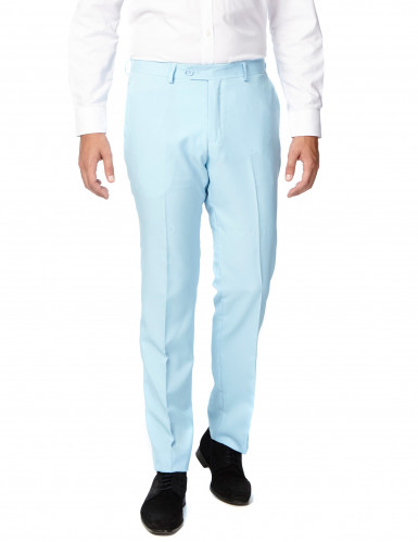Mr. Lichtblauw Opposuits™ kostuum voor mannen-2