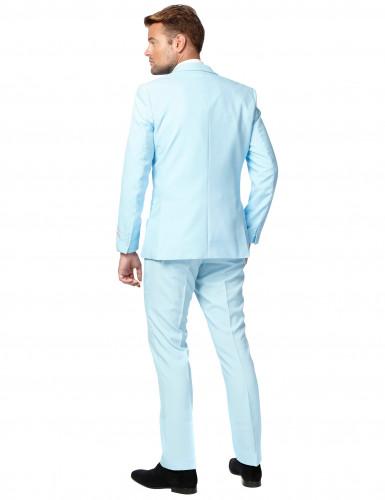Mr. Lichtblauw Opposuits™ kostuum voor mannen-3