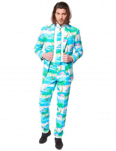 Mr. Flamingo Opposuits™ kostuum voor heren-1