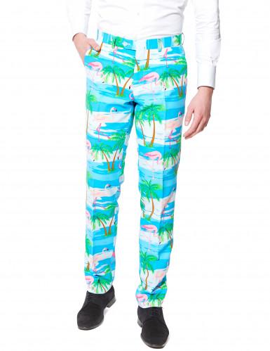 Mr. Flamingo Opposuits™ kostuum voor heren-2