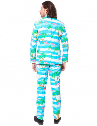 Mr. Flamingo Opposuits™ kostuum voor heren-3