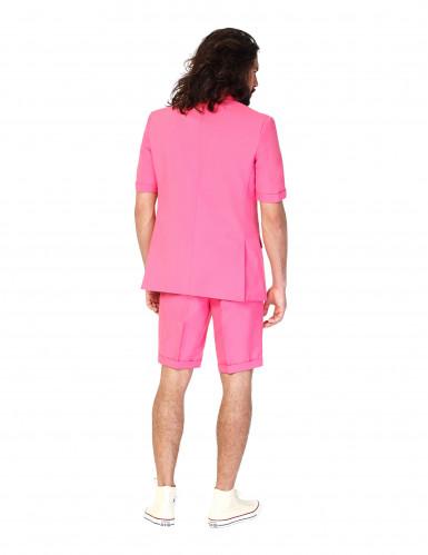 Mr. Pink Opposuits™ kostuum voor mannen-1