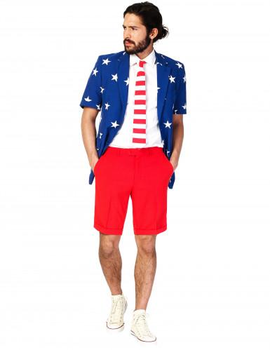 Amerikaans Opposuits™ zomerkostuum voor mannen