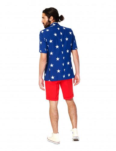 Amerikaans Opposuits™ zomerkostuum voor mannen-1