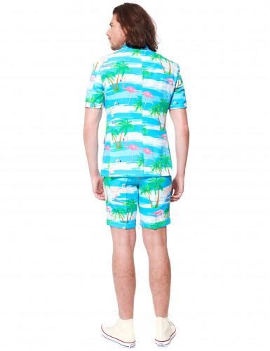 Zomers flamingo Opposuits™ kostuum-3