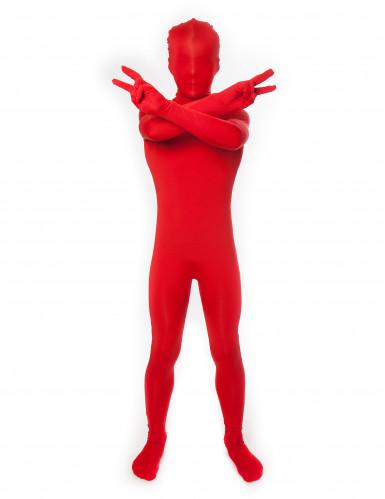 Rood Morphsuit™ kostuum voor kinderen