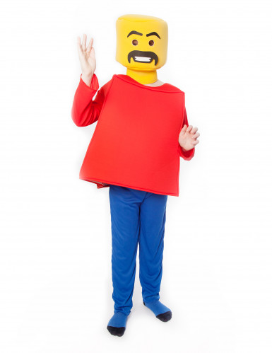 Meneer Blok Morphsuits™ kostuum voor kinderen