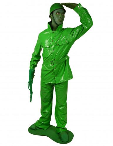 Speelgoed soldaat kostuum Morphsuits™ voor volwassenen
