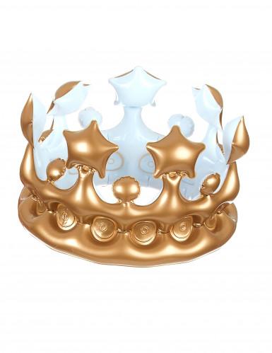 Opblaasbare kroon voor volwassenen