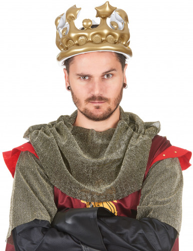 Opblaasbare kroon voor volwassenen-2
