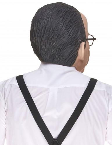 Latex François masker voor volwassenen-1