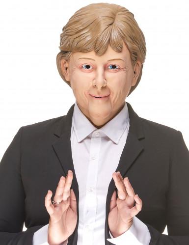 Latex Angela masker voor volwassenen