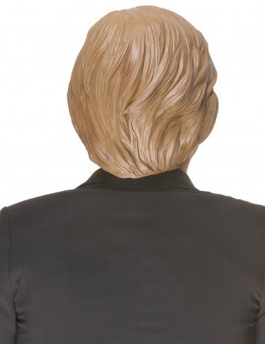 Latex Angela masker voor volwassenen-1