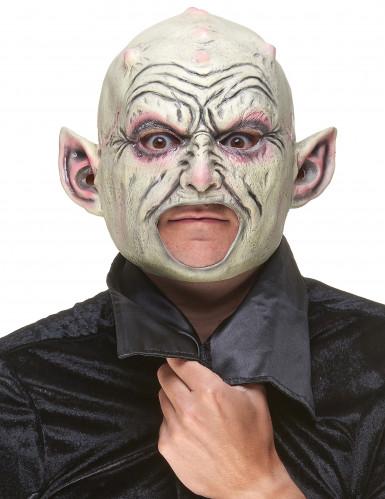 Puisten gnoom masker voor volwassenen
