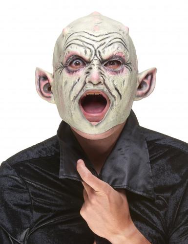 Puisten gnoom masker voor volwassenen-1
