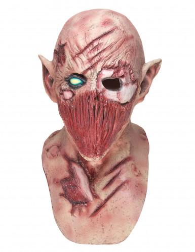 Brullende duivel masker voor volwassenen-2