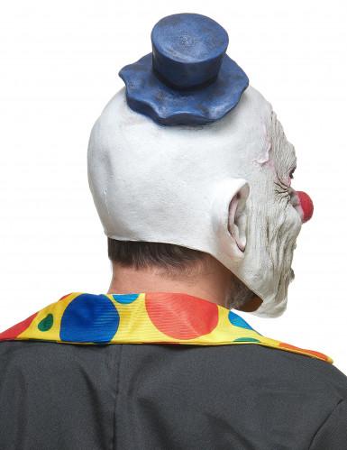Afschuwelijke clown masker voor volwassenen-1