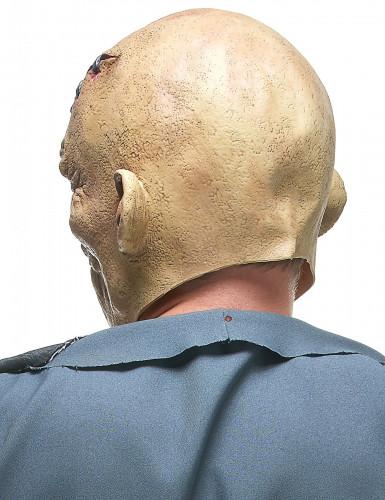Latex zombiemasker voor volwassenen-1