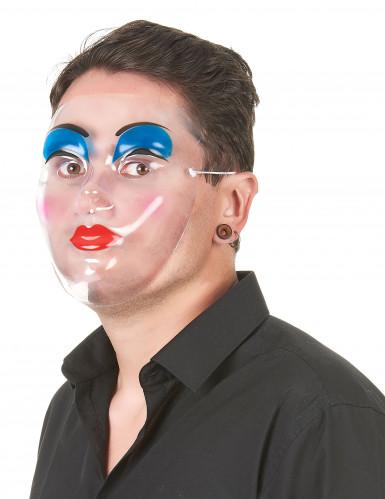 Doorzichtig schmink masker voor vrouwen-1