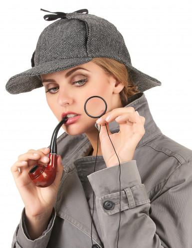Engelse detective hoed-1