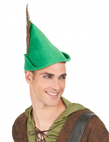 Woudman hoed voor volwassenen-2