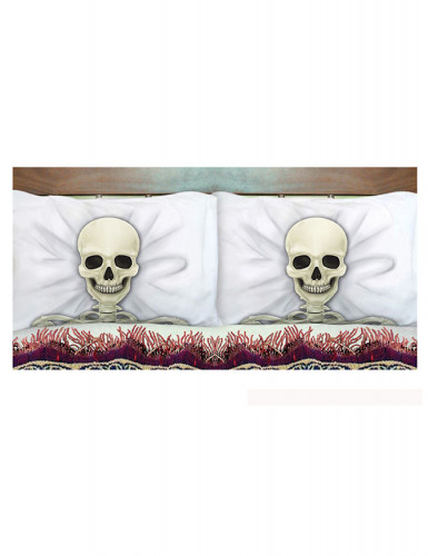 2 skelet kussenslopen