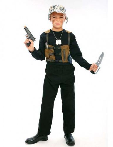 Militaire soldatenset voor kinderen
