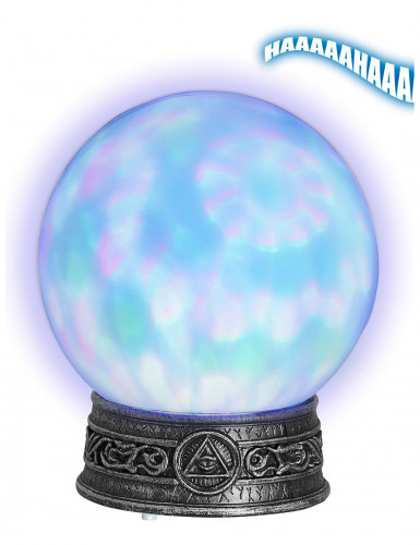 Heldere kristallen bol