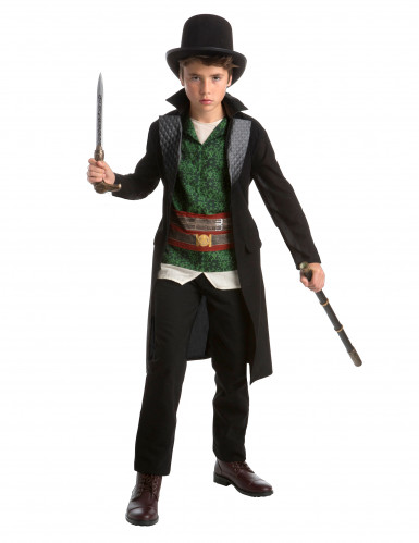 Klassiek Assassin's Creed™ Jacob kostuum voor tieners
