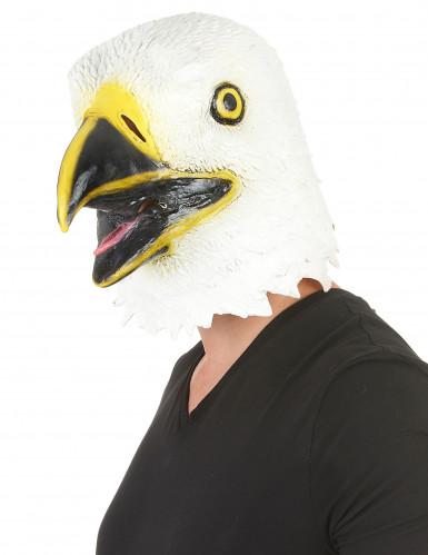 Latex adelaar masker voor volwassenen