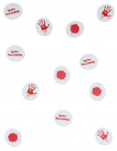 Bloederige tafelconfetti-1