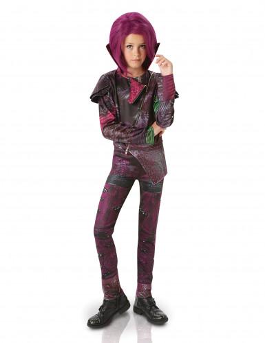 Mal - Descendants™ luxe kostuum voor meisjes