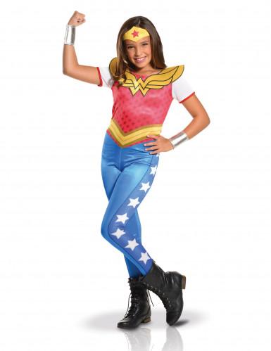 Wonder Woman™ - Superhero Girls™ kostuum voor meisjes