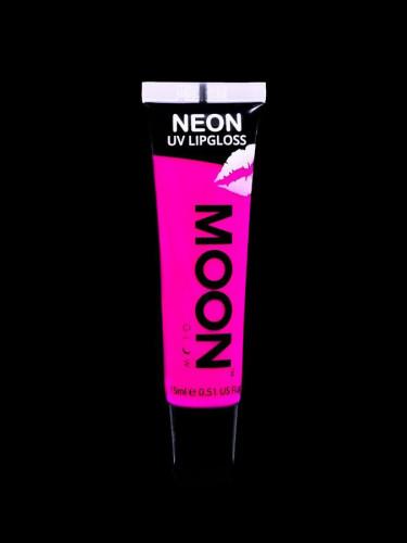 UV fluo roze frambozen lipgloss-1