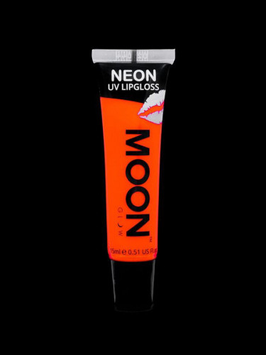 UV fluo oranje mandarijn lipgloss-1