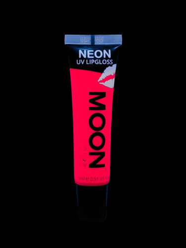 UV fluo rode aardbei lipgloss-1