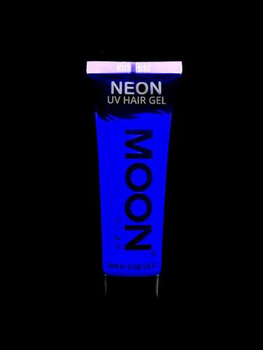 UV fluo blauwe haargel-1