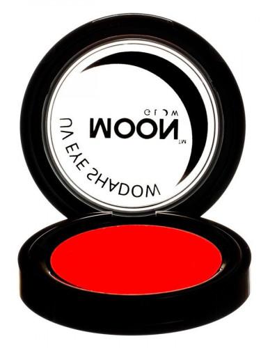 UV fluo rode oogschaduw