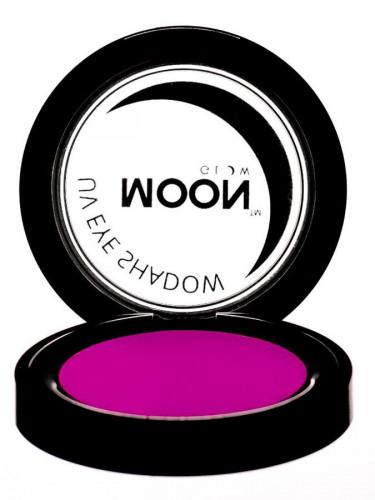 UV paarse oogschaduw