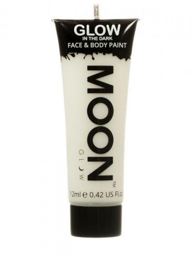 Fosforescerende witte gel voor lichaam en gezicht
